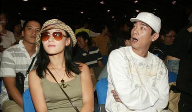 陈小春曾经为了成全张柏芝跟谢霆锋选择放手,网友:真是够乱的!