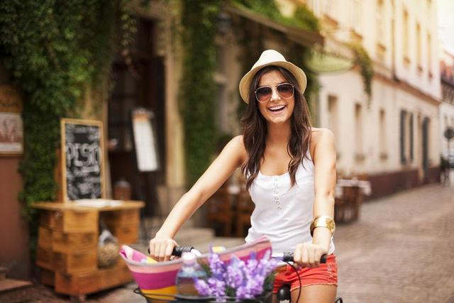 """来例假时骑单车是""""作死""""吗?"""